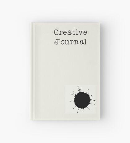 Darn that pen! Hardcover Journal