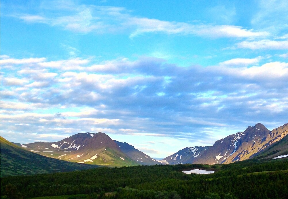 Just Outside Anchorage by sqwap