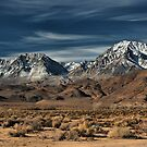 Sierra Nevada Range by doubleheader