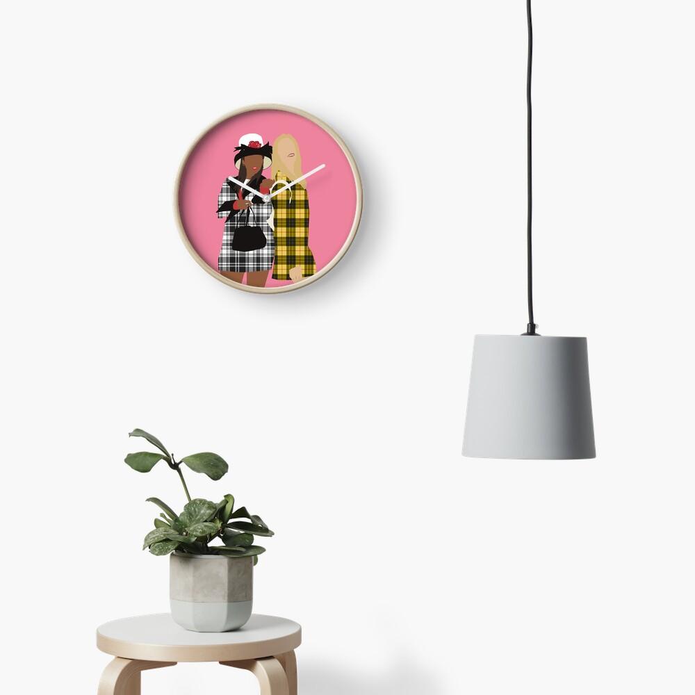 Clueless Clock