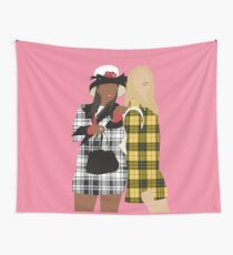 Clueless Wall Tapestry