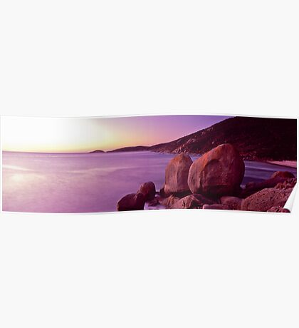 Whisky Bay - Wilsons Promontory Poster