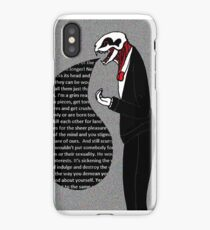 complaint iPhone Case/Skin