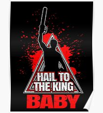 Evil Dead Hail To The King Baby Poster