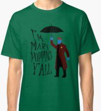 Yandu Poppins Classic T-Shirt