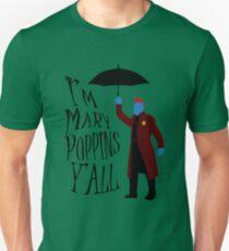 Yandu Poppins Unisex T-Shirt