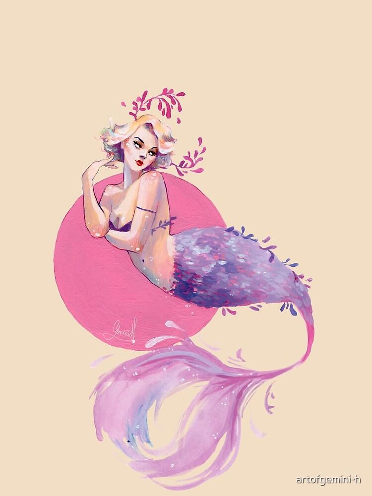 Sirena lavanda de artofgemini-h