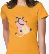 Miltank Womens Fitted T-Shirt