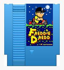 Freddie Dredd - Retro Gaming Cartridge Photographic Print