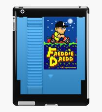 Freddie Dredd - Retro Gaming Cartridge iPad Case/Skin