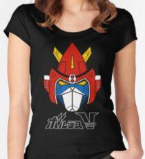 Chōdenji Machine Voltes V Women's Fitted Scoop T-Shirt