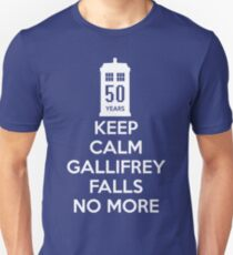 Gallifrey Falls No More Doctor Who - T-shirt T-Shirt