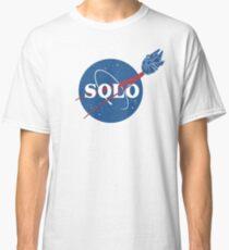 Han Solo NASA Star Wars Geek T-shirt Classic T-Shirt