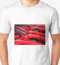 Ferrari Emblem -1044c Unisex T-Shirt