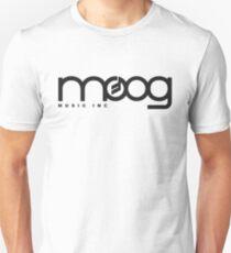 - Moog Synthesizers Logo - T-Shirt