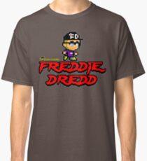 Freddie Dredd - Retro Gaming Logo Classic T-Shirt