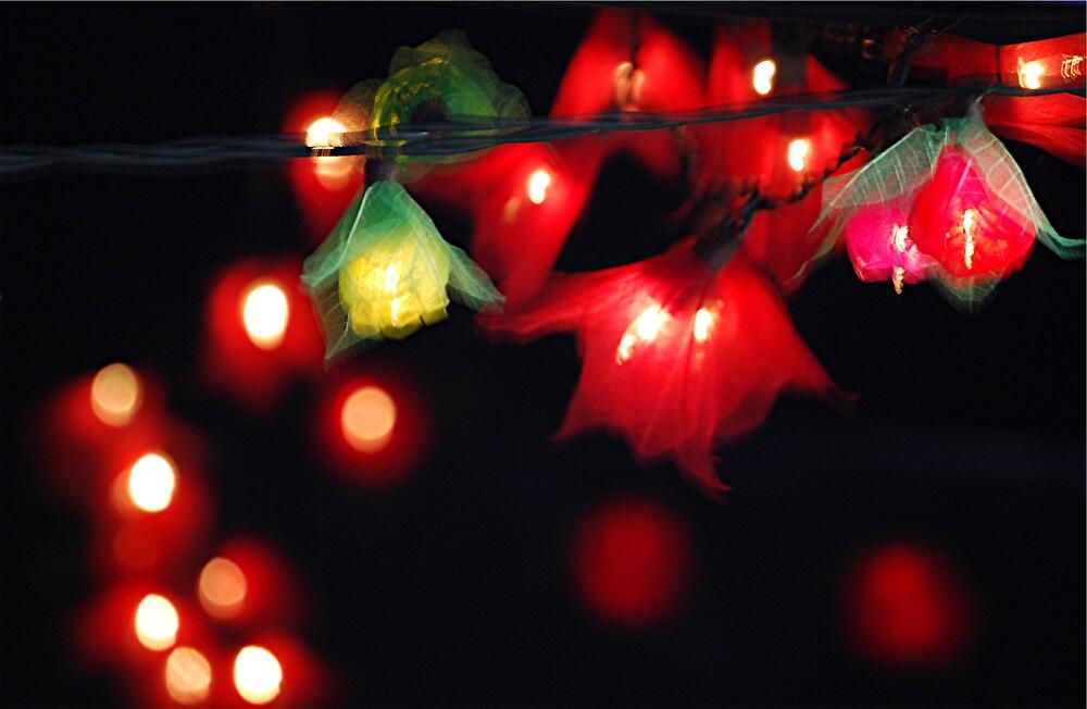 flower lights by Princessbren2006