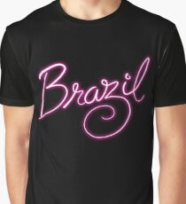 Brazil (1985) Movie Graphic T-Shirt