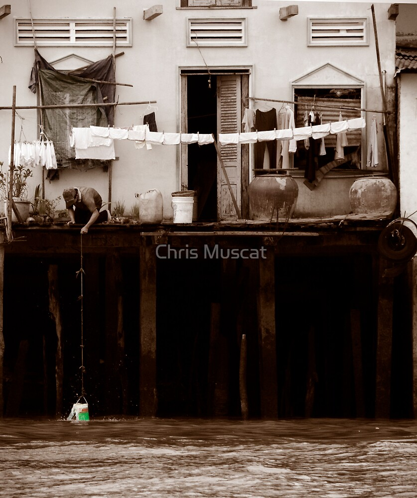 Washing Up by Chris Muscat