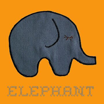 (r)ELEPHANT & cute Baby Elephant by patjila