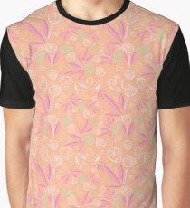 Peachy as a tulip farm Graphic T-Shirt