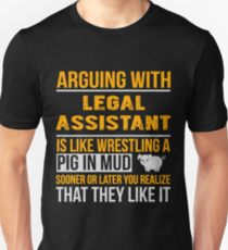 LEGAL ASSISTANT - TSHIRT, HOODIE AND GIFT Unisex T-Shirt