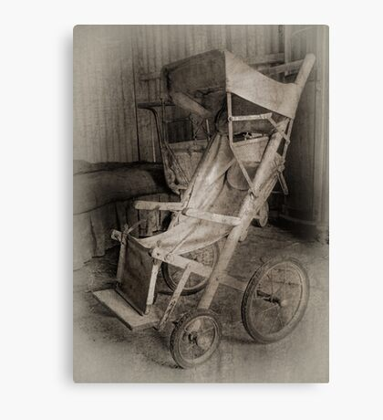 The Stroller ~ Temora Museum NSW Canvas Print