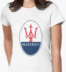Camiseta entallada para mujer MASERATI