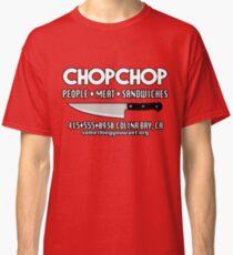 Chop Chop Deli Official T-Shirt (knife) Classic T-Shirt