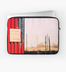 Open for Business Laptop Sleeve