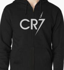 CR7 Zipped Hoodie