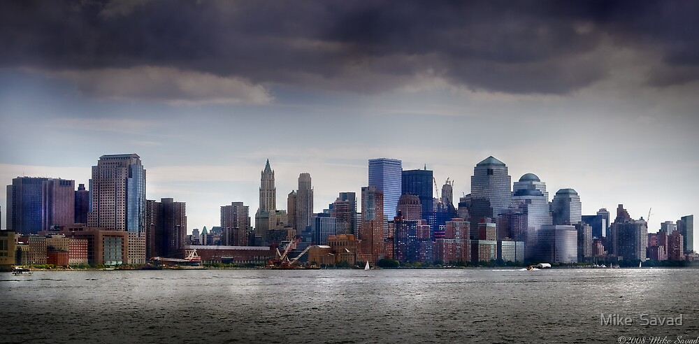 New York City by Michael Savad