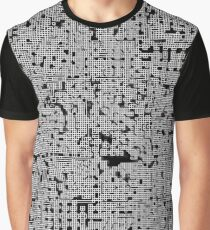 Black and white lines 4 Graphic T-Shirt