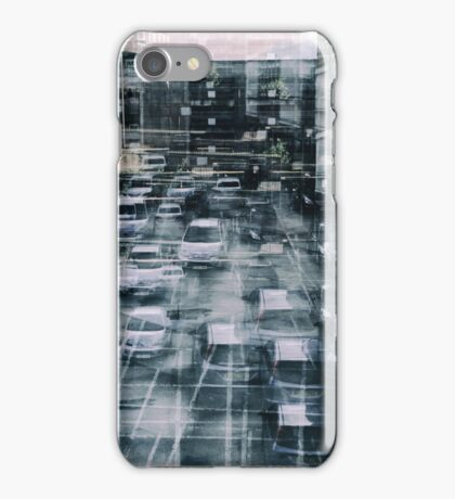 Parking Chaos iPhone Case/Skin