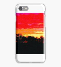 At the Countryside (Westerwald) 30 iPhone Case/Skin