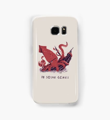 Squid Goals Samsung Galaxy Case/Skin