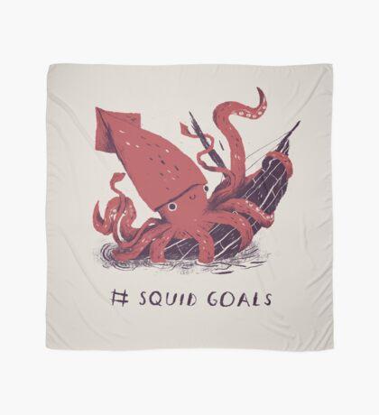 Squid Goals Scarf