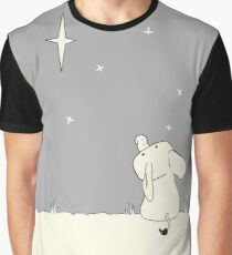 Brighter Things - grey Graphic T-Shirt