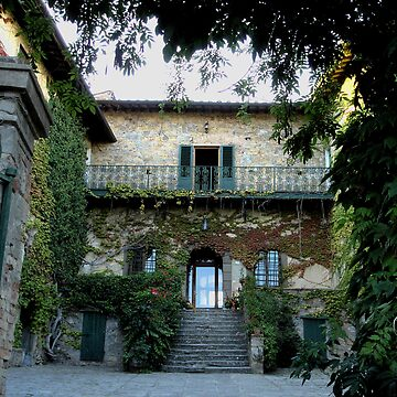 old house in Toscany by ralukatudor