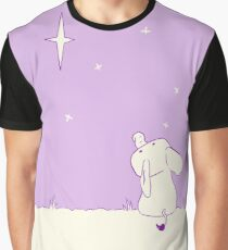 Brighter Things - purple Graphic T-Shirt