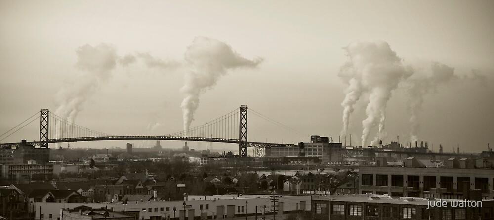 detroit industry by jude walton