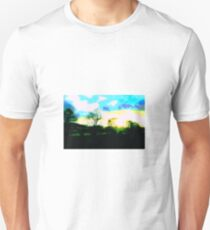 At the Countryside (Westerwald) 31 by Susanne Schwarz Unisex T-Shirt