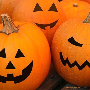 Pumpkin fun  by patjila