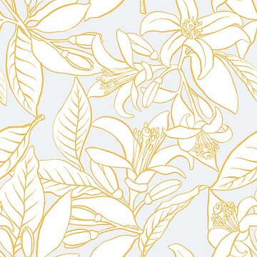 Lemon flowers by ullithehat