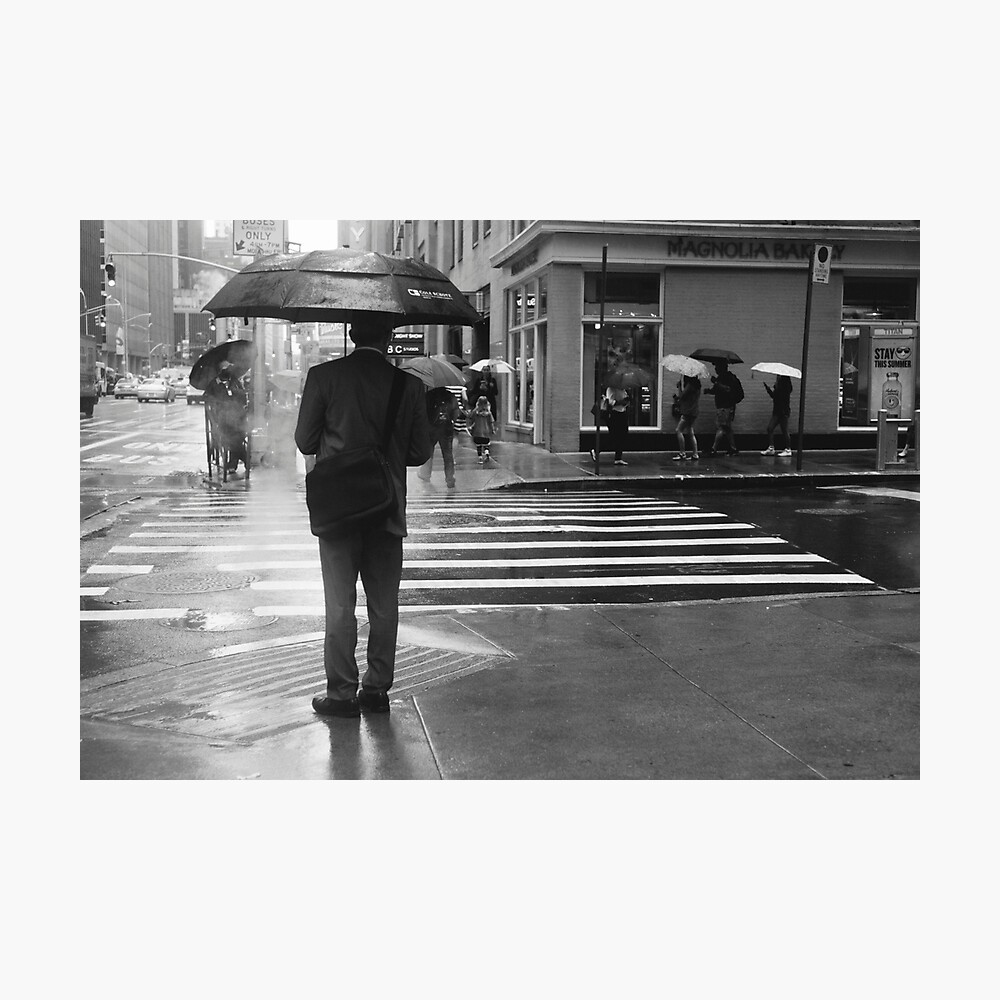 SIXTH AVENUE, NEW YORK CITY - 2016 Photographic Print