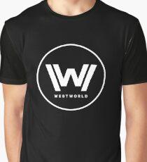 Westworld (2016) TV Series Graphic T-Shirt