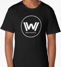 Westworld (2016) TV Series Long T-Shirt