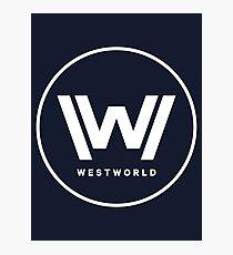 Westworld (2016) TV Series Photographic Print