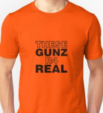 These Gunz R 4 Real Slim Fit T-Shirt