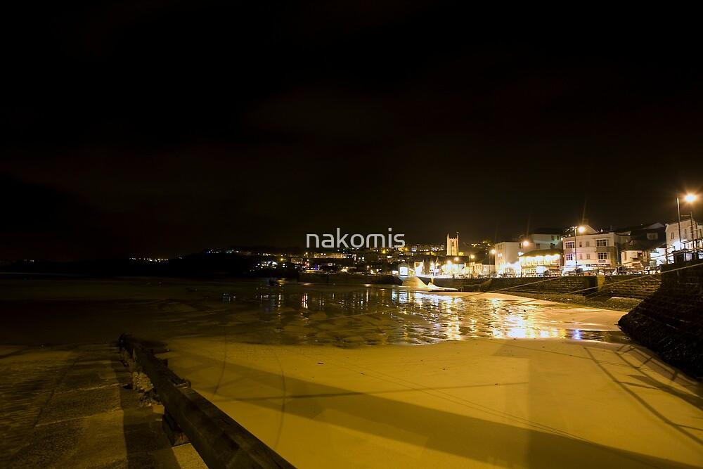 st ives, night 2 by nakomis
